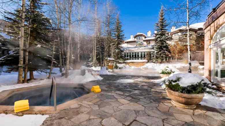Mountain Spas SONNENALP HOTEL SPA