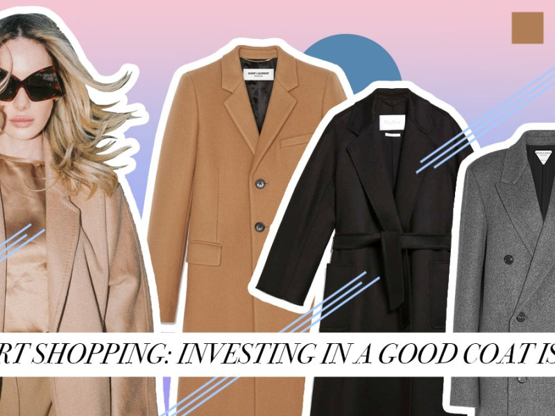 Smart Shopping: Investing in a Good Coat is Key