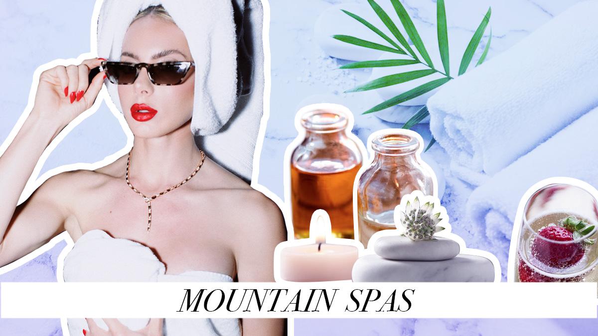 Mountain Spa Vail