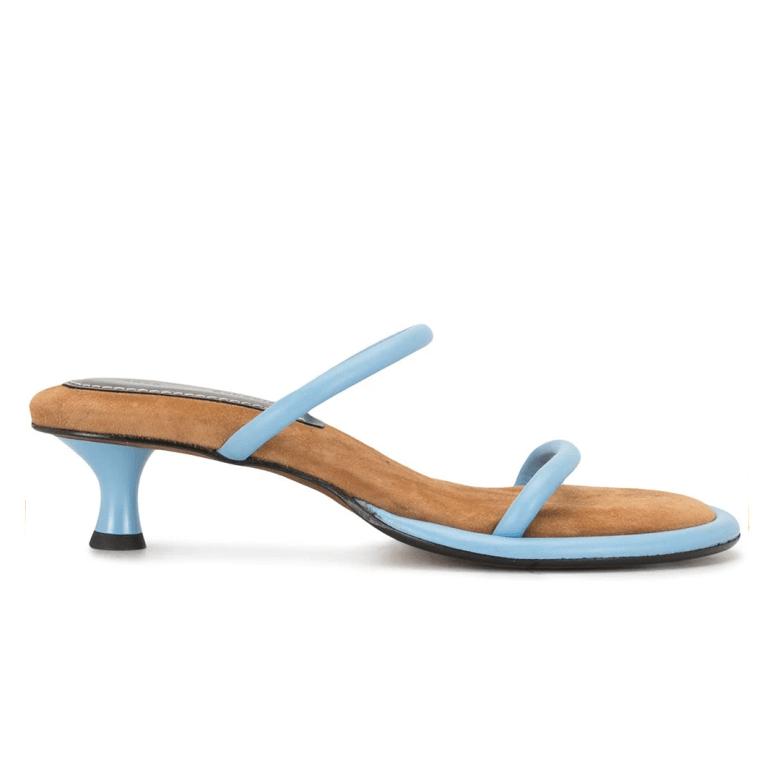 Proenza Schouler sandalias con tiras
