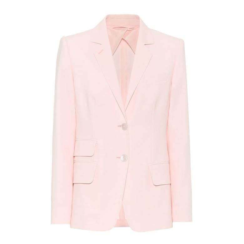 Adele cotton blazer