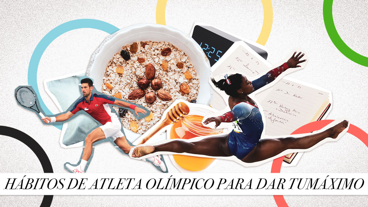 Hábitos de atletas olímpicos
