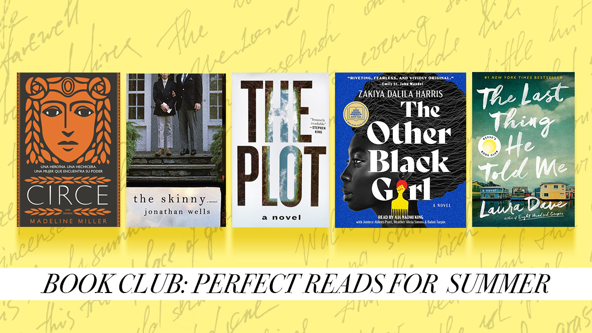 Perfect reads for summer vacation