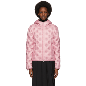 MONCLER GENIUS Pink JW Anderson Edition Abbotts Jacket