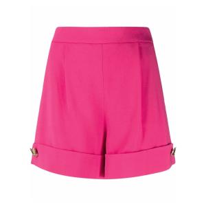 Moschino darted high-waist shorts