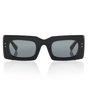 VALENTINO Rectangular sunglasses