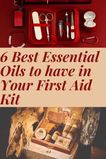 essential oils for emergency