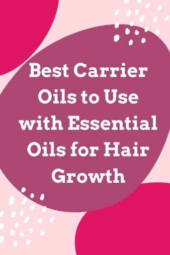 Hair growth essential oils
