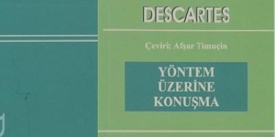 Yöntem Üzerine Konuşma – Rene Descartes