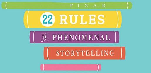 Pixar'dan Hikaye Anlatma Sanatı (22 Kural)