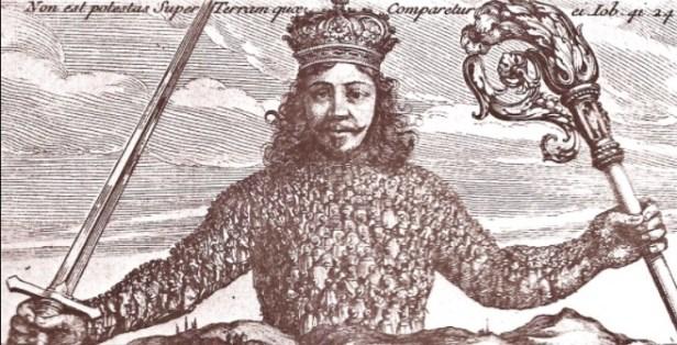 Thomas Hobbes'un Leviathan'ı (Toplum Sözleşmesi)