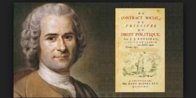 Toplum Sözleşmesi (J. J. Rousseau)