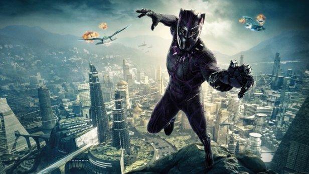 Black Panther Filmindeki Wakanda Şehrine Bir Bakış