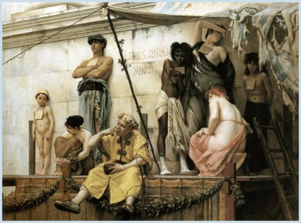 """Aristoteles:""""Kimileri her yerde köledir, kimileri hiçbir yerde"""""""