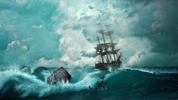 Bilgi Tufanında Bir Gemiye Atlayabilmek