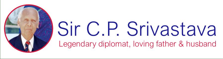 Sir C.P. Srivastava