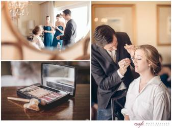 Salon Tease LaPlaya Beach Wedding