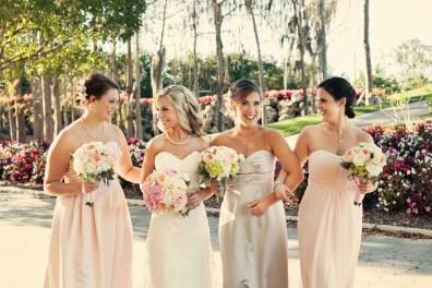 Salon Tease Olde Cypress Wedding