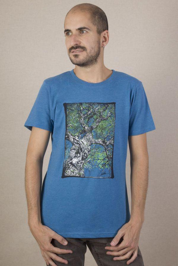 camiseta-ecologica-arbol-azul-sirem-wild