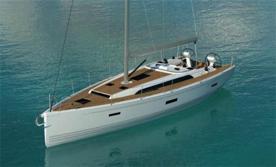 Il nuovo X4, performance cruiser della X-Yachts