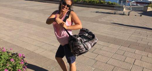 Il bagaglio di Milly: essenziale