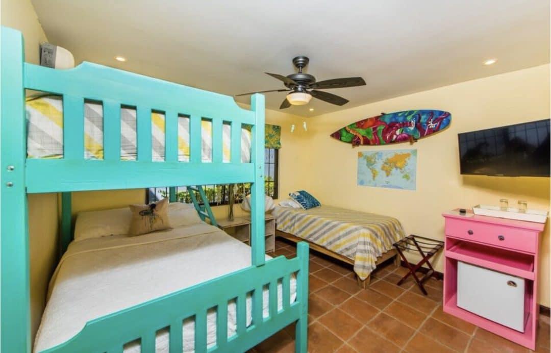 Travel Suite bedroom
