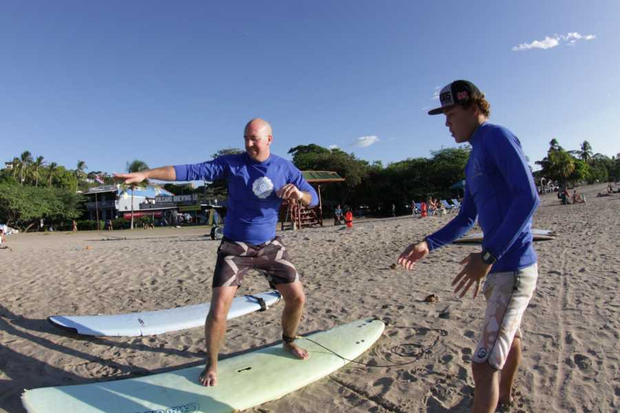 Private Surf Lesson Tamarindo