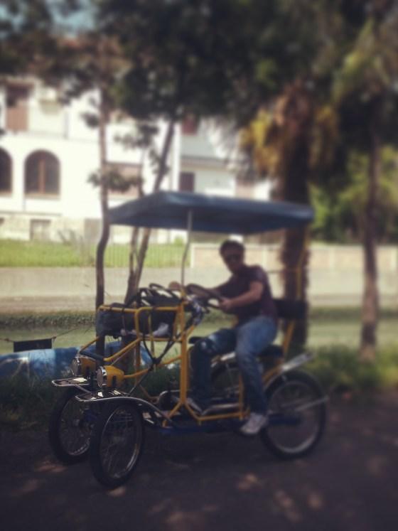 Lido - Venezia: Risciò