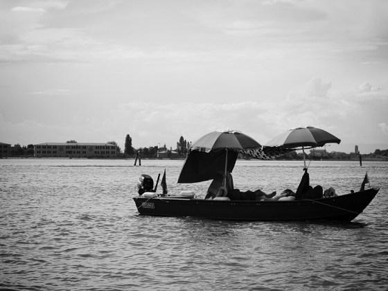 Venezia - Sant'Erasmo: Baccan