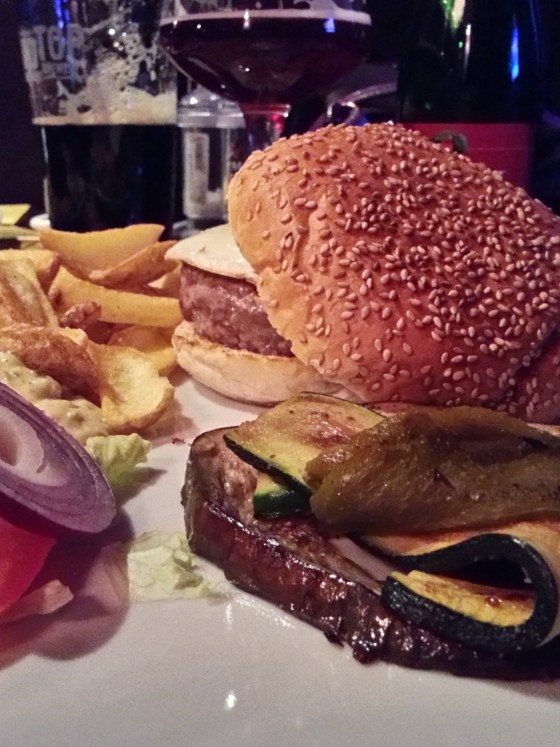 Marciano Pub: Burger