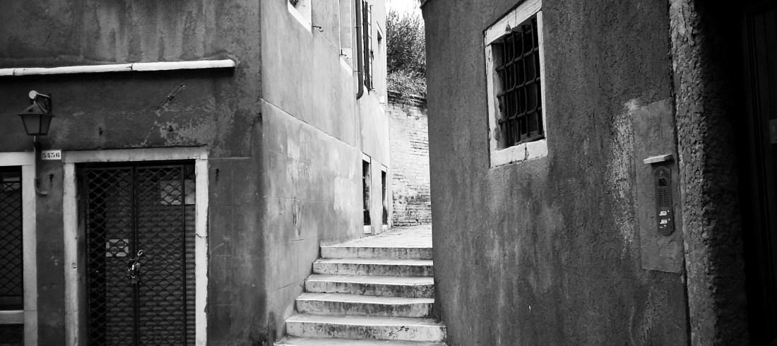 Venezia: Ingresso al Campiello dei Morti