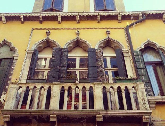 Venezia. Casa di Manuzio