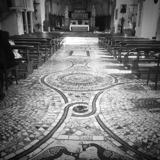 Venezia: Santi Maria e Donato mosaico