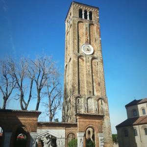 Venezia: Santi Maria e Donato Campanile