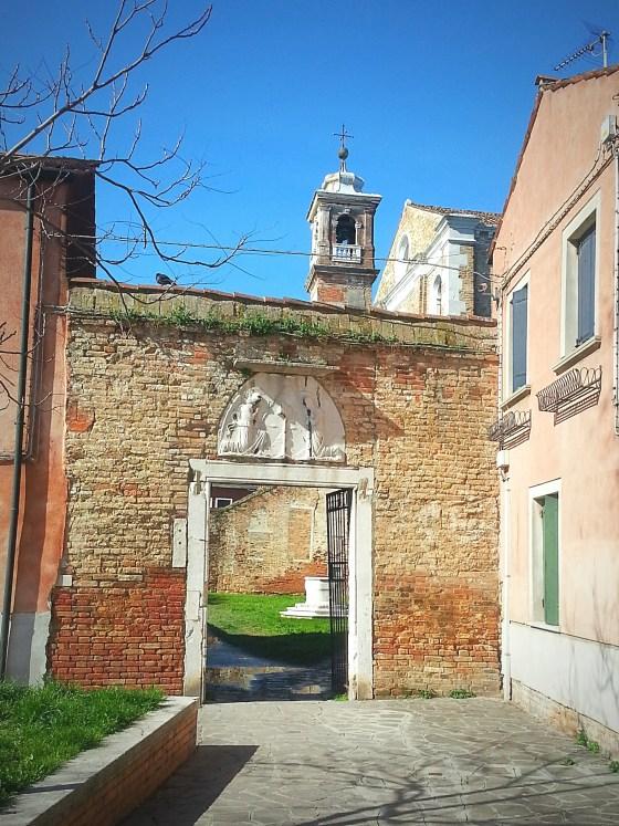 Venezia - Murano: Santa Maria degli Angeli