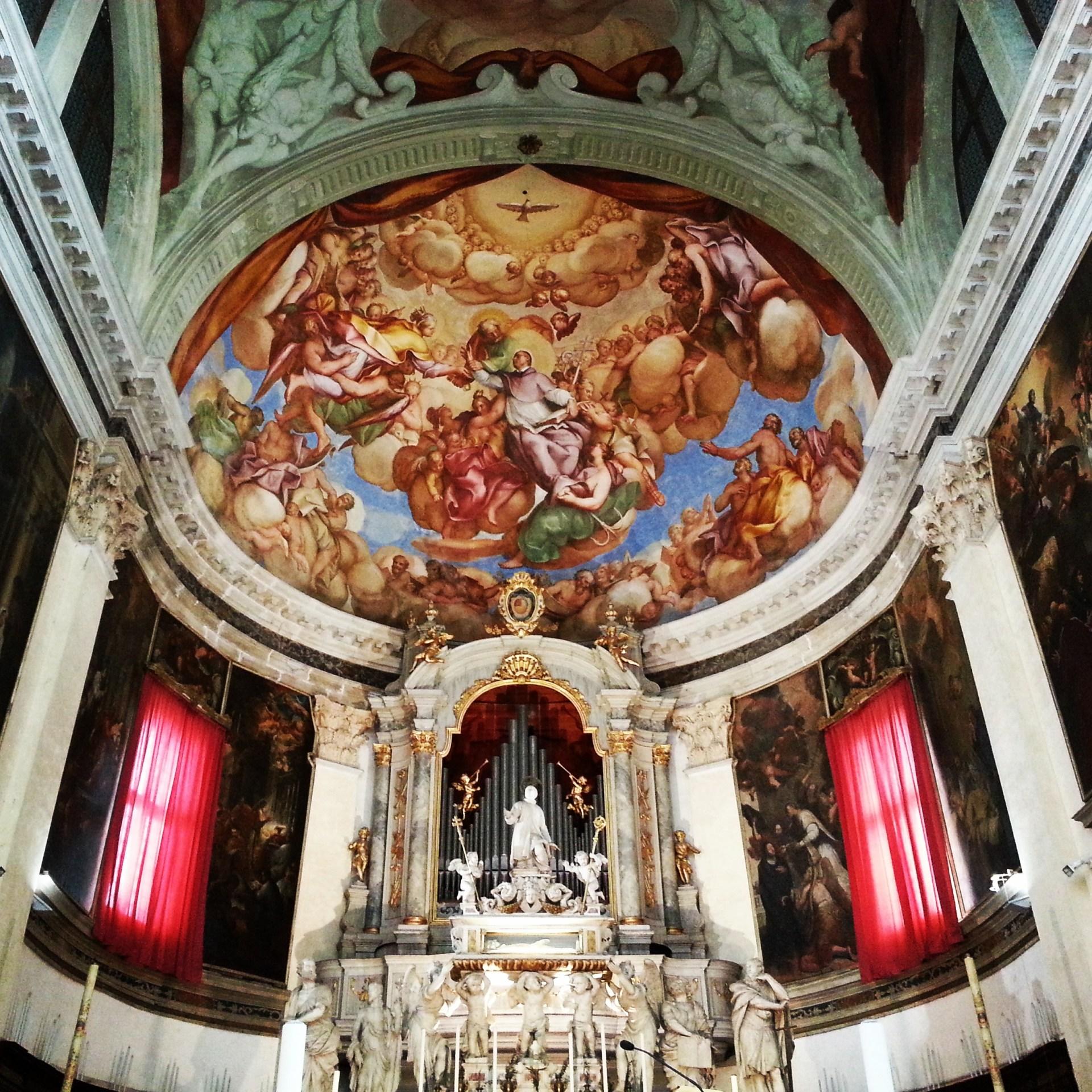 Venezia: San Pietro di Castello