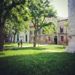 Venezia: San Pietro di Castello Giardino