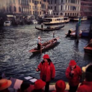 Venezia: Befana in barca