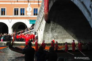 Venezia: Regata delle Befane 2014