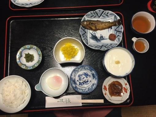 Asagohan (breakfast)