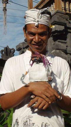 Wayan Kamar con Sirimiri