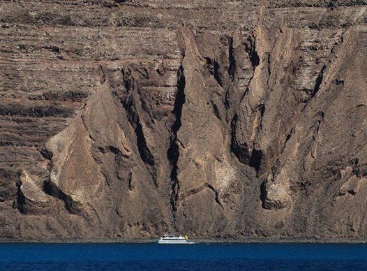 Barco y Risco de Famara