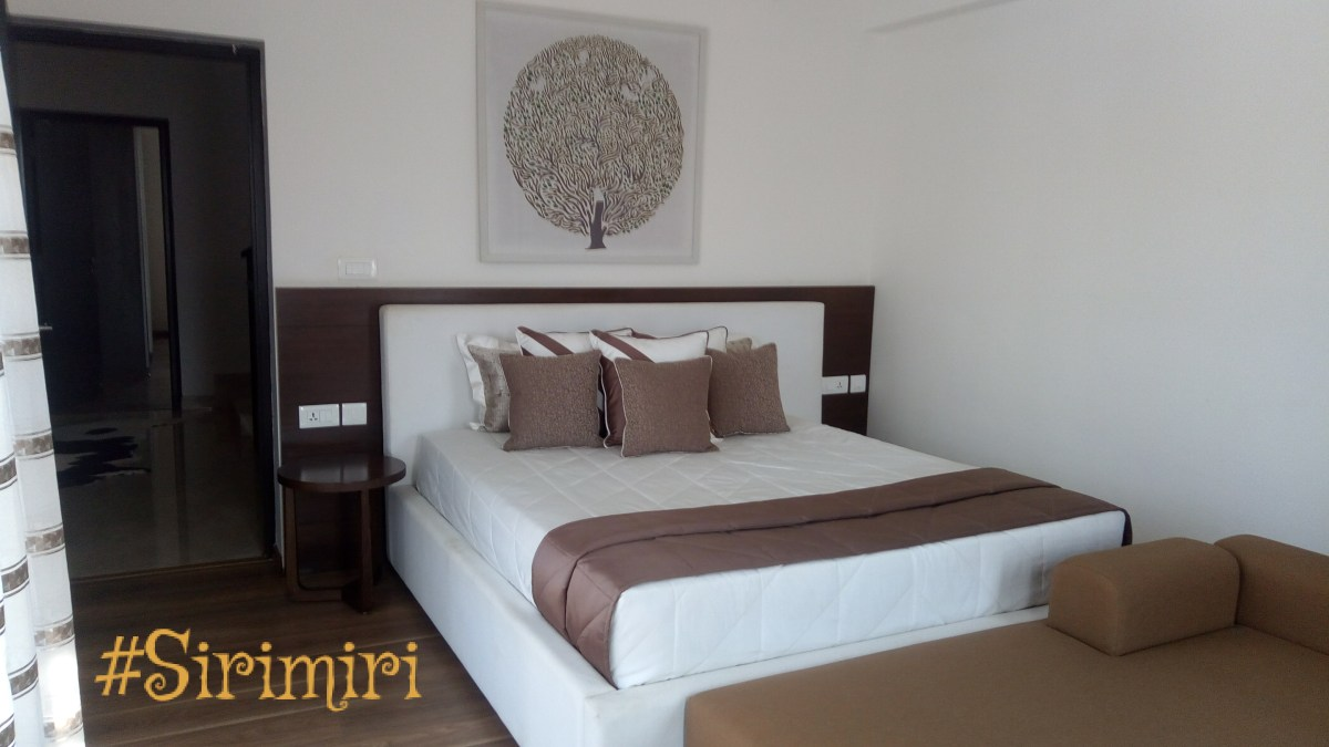 2nd Bedroom of the Model Villa