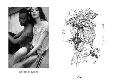 Collaboration Styliste Kairoon - Toulouse 2017