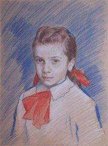 Kinderportrait Maedchen