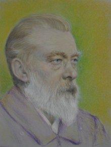 Portrait Wilhelm Jensen