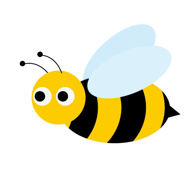 ハチ 画像