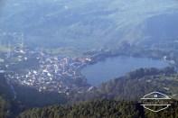 View desa dari atas