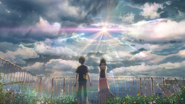 Weathering With You, Makoto Shinkai's newest piece 3