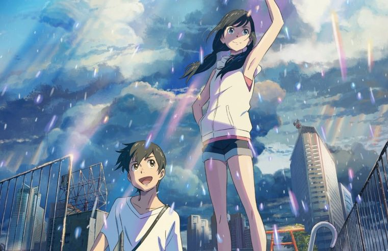 Weathering With You, Makoto Shinkai's newest piece feature